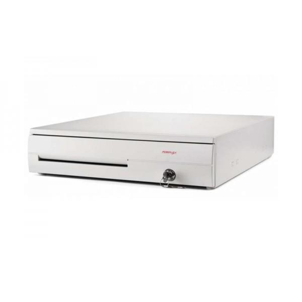 Недорогой денежный ящик Posiflex CR-4100 (белый)