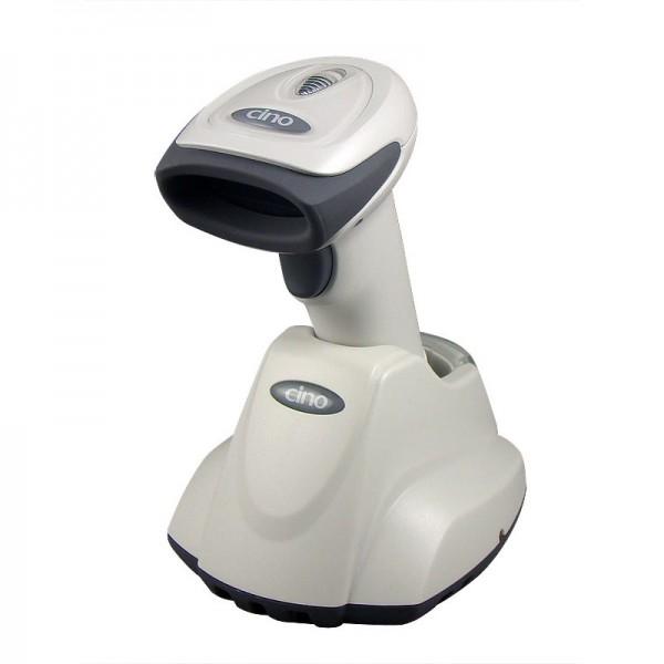 Сканер штрих-кодов Cino F680BT USB серый