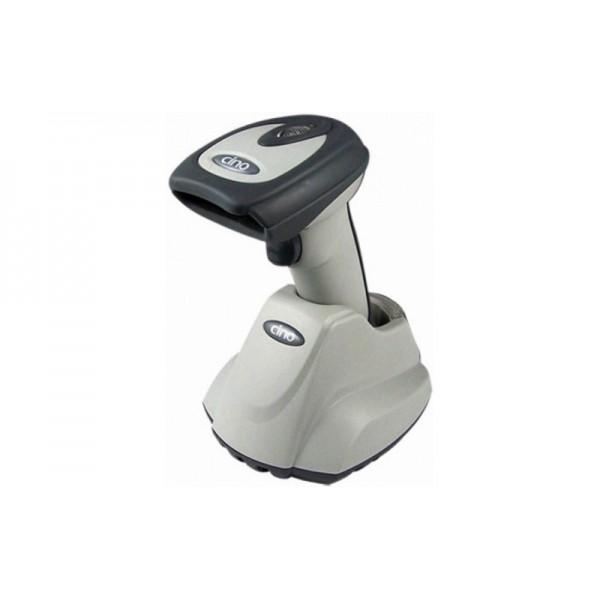 Сканер штрих-кодов Cino F780BT серый