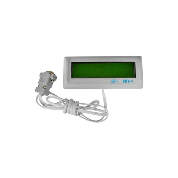 Дисплей покупателя Unisystem ИП-4 для МІНІ-ФП6, МІНІ-ФП54.01, МІНІ-ФП81.01, МІНІ-ФП82.01