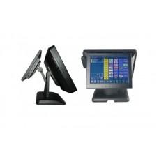 POS-терминал 15' с дополнительным экраном Spark-TT-2115.2М