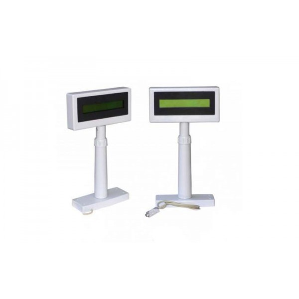 Дисплей покупателя Unisystem IKC-PKI 2x20-5