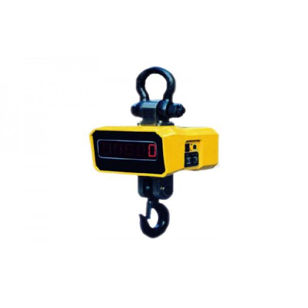Крановые электронные весы для погрузки/выгрузки краном ВКЕ-01-10, НПВ: 10000кг, точность 5кг