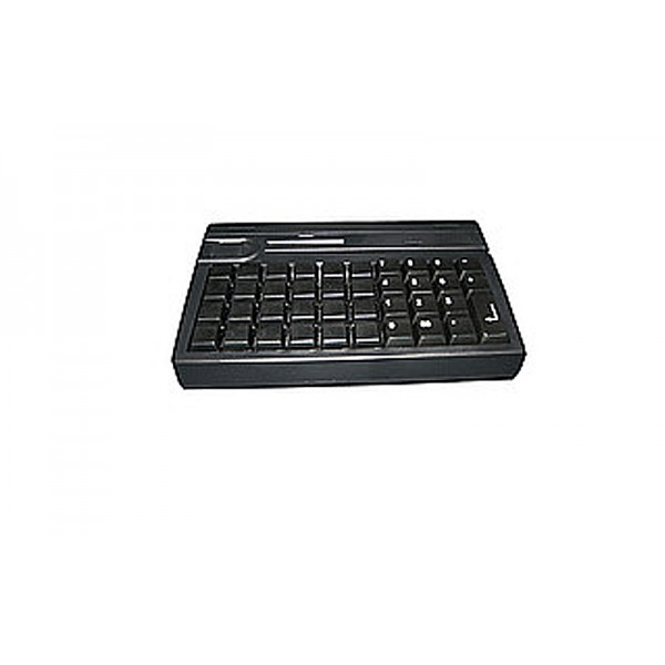 Программируемая POS-клавиатура Spark-KB-6040 (PS/2) черная