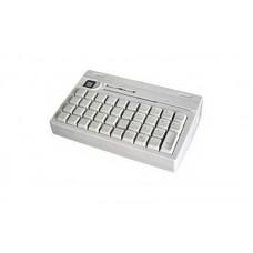 Программируемая клавиатура Spark-KB-6040 (PS/2) белая