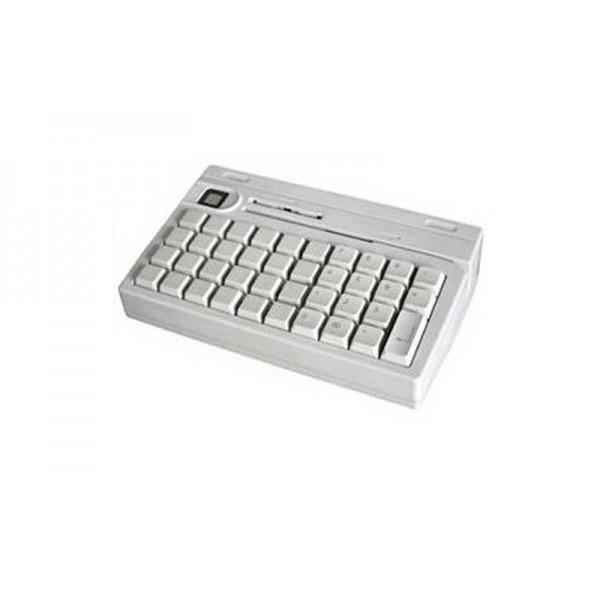 Компактная POS-клавиатура Spark-KB-6040 (USB) белая