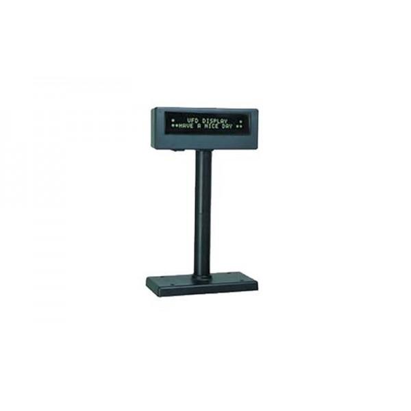 Индикатор клиента SPARK-PD-2001.2U (USB), черный