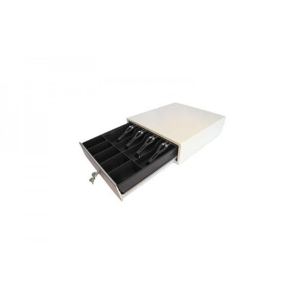 Денежный ящик HPC-13S Push-Push серый