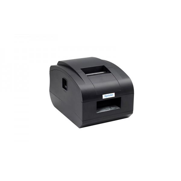 XPrinter чековый принтер XP-T58NC, скорость печати 90 мм/с (COM, LPT, USB)