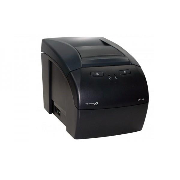 Чекопечатающий POS-принтер BEMATECH MP-4200 (COM+USB) с автообрезкой