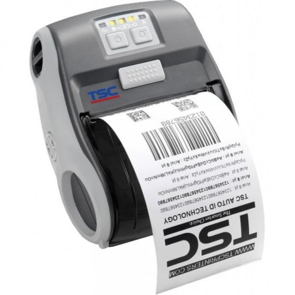Мобильный принтер этикеток TSC Alpha-3R BT (Bluetooth)