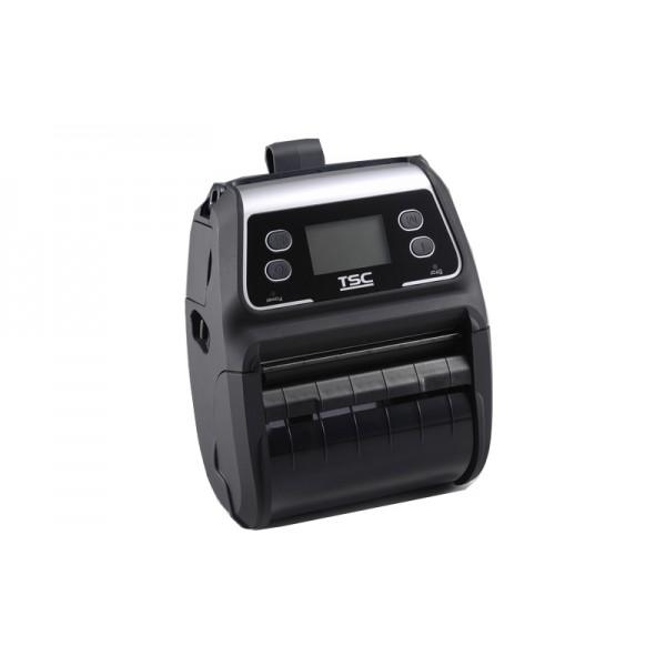 Переносной принтер этикеток TSC Alpha-4L BT + LCD (Bluetooth+LCD-дисплей)