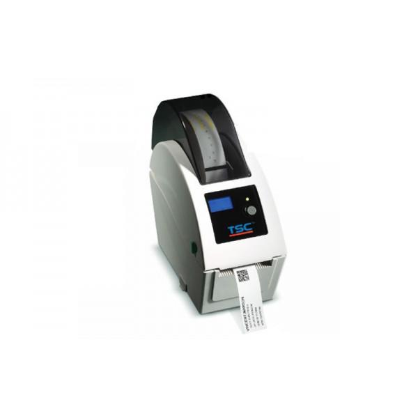 Браслетный специализированный термопринтер TSC TDP-324W  (LCD+Ethernet)