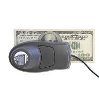 Выносная оптическая лупа с подсветкой в белом свете DORS 10 для детекторов валют