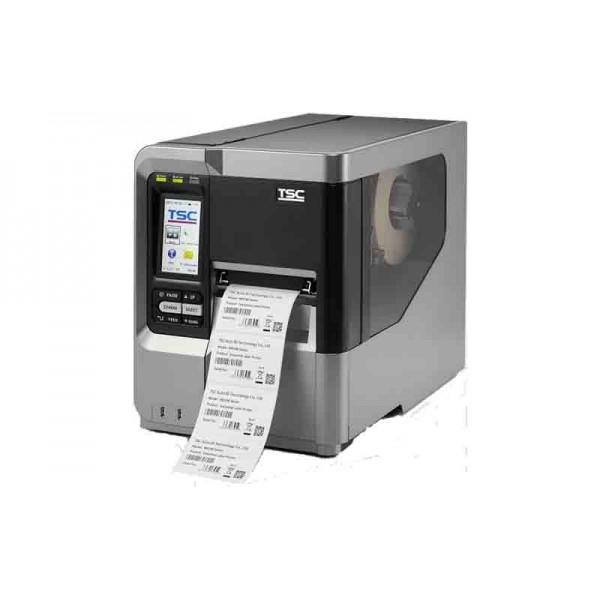 Промышленный термотрансферный принтер этикеток TSC МХ 640 скорость печати 152 мм/с с разрешение печати 600 dpi