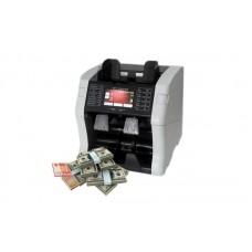 Мультивалютный двухкарманный счетчик-сортировщик банкнот Magner 175F (с сортировкой по ветхости)