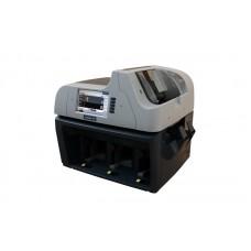 Четырехкарманный (3+1) счетчик-сортировщик банкнот Magner 350