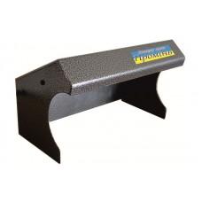 Металлический ультрафиолетовый детектор валют Проминь-Д (проверка банкнот веером)