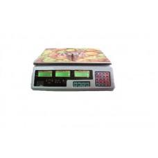 Торговые электронные весы без стойки ACS-35 OXI до 35 кг, точность 5 г