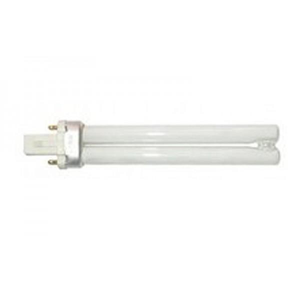 U-образная лампа КЛ 9/ПК Искра белого света для детекторов валют, встроенный стартер