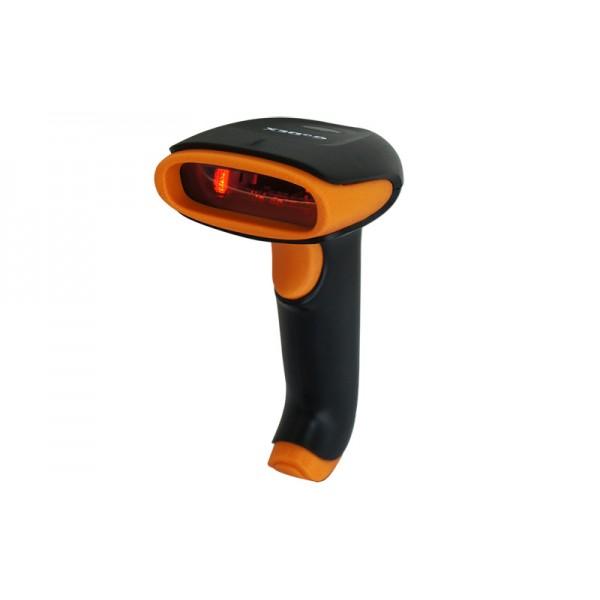 Универсальный линейный лазерный сканер штрихкодов Godex GS 220 RS-232