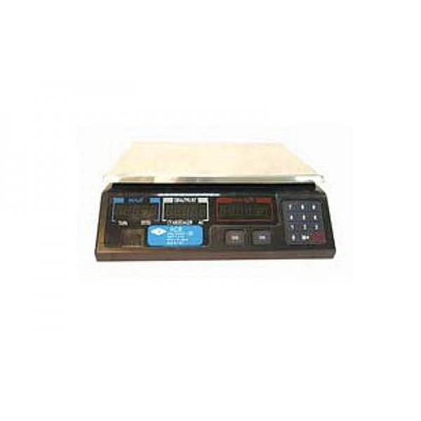Торговые электронные весы без стойки ACS-15Е до 15 кг, точность 5 г