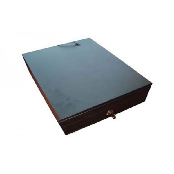 Маленький денежный ящик BDR-50V (HS-240B) черный
