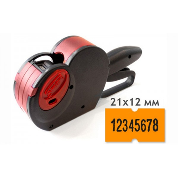 Этикет пистолет Smart 2112-8 однострочный на 8 символов