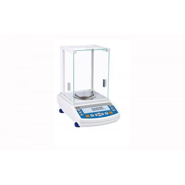 Электронные аналитические весы 2-го класса точности Radwag AS 220/С до 220 г, точность 0,0001 г