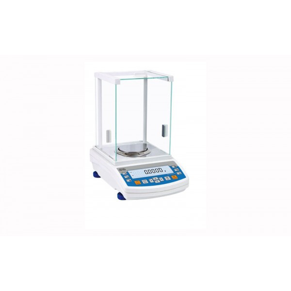 Электронные аналитические весы 2-го класса точности Radwag AS 220/С/1 до 220 г, точность 0,0001 г