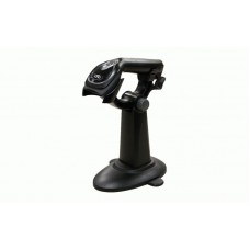 Ручной сканер штрих-кодов Cino F560 черный (USB) с подставкой Hands-Free Smart Stand
