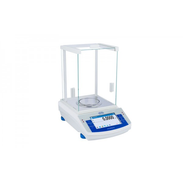 Весы аналитические для лаборатории Radwag AS 310/X до 310 г, точность 0,0001 г (2 класс точности)
