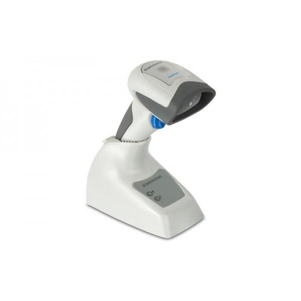 Сканер штрих-кода Datalogic QuickScan® I QD2400, белый, USB