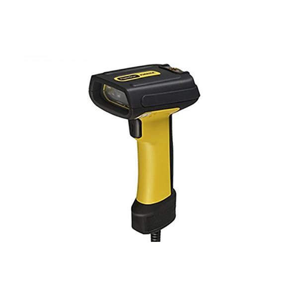 Сканер штрих-кода Datalogic PowerScan PD 7100 Yellow (RS-232)