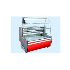 Витрина холодильная кондитерская Айстермо ВХК Орбита 1.2; прямое стекло
