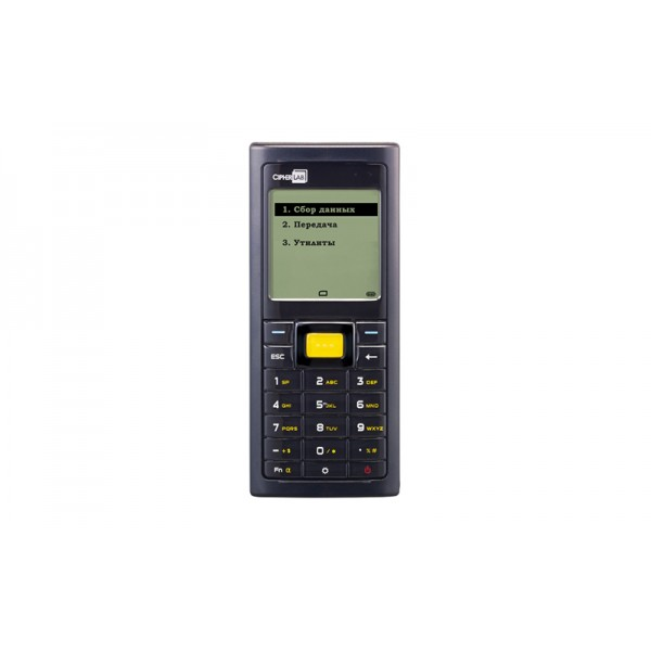 Терминал сбора данных CIPHERLab CPT-8230 (линейный имидж сканер, 4Мб RAM)