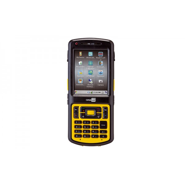 Терминал сбора данных CIPHERLab CP 55 (3,5G, GPS/AGPS, 5Мп камера, лазерный сканер)