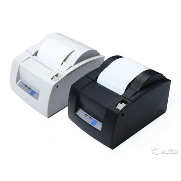 Высокопродуктивный чековый принтер Экселлио ЕР-300 с автообрезкой