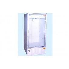 Шкаф холодильный ШХС-0.5 со стеклянной дверью Айстермо; (600х660х1950 мм), 0…+8˚С