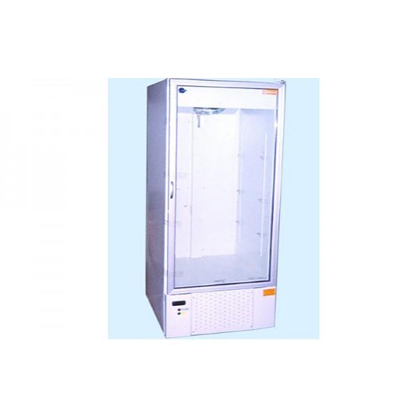 Холодильный шкаф ШХС-0.6 со стеклянной дверью Айстермо; (695х750х1950 мм), 0…+8˚С