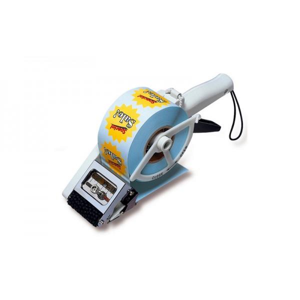 Аппликатор этикетки TOWA APF-60 (подвижный датчик края, фигурные этикетки шириной до 60 мм)