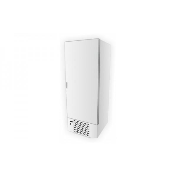 Универсальный холодильный шкаф ШХУ-0.6 АйсТермо; (-5…+8)˚С, 695х800х1950 мм, глухая дверь