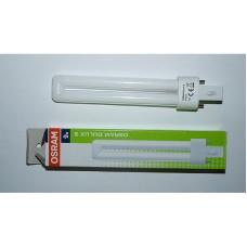 Лампа белого света Osram Dul.ux S9W/21-84 для детекторов банкнот