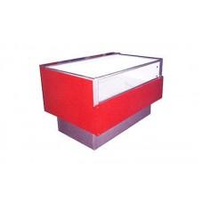 Пристенная холодильная бонета ВХ-400 Айстермо; (1,57х0,96х1,05 м), 0…+8˚С, автооттайка