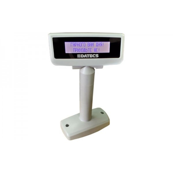 Индикатор покупателя для магазина DPD-501