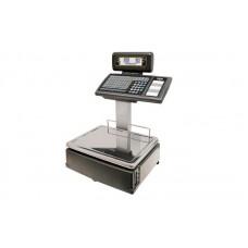Весы с печатью этикеток Dibal M525D ALPHA 6/15KG   (7M251D2LGMUA)