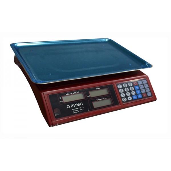 Весы торговые Олимп ACS-769 до 40 кг