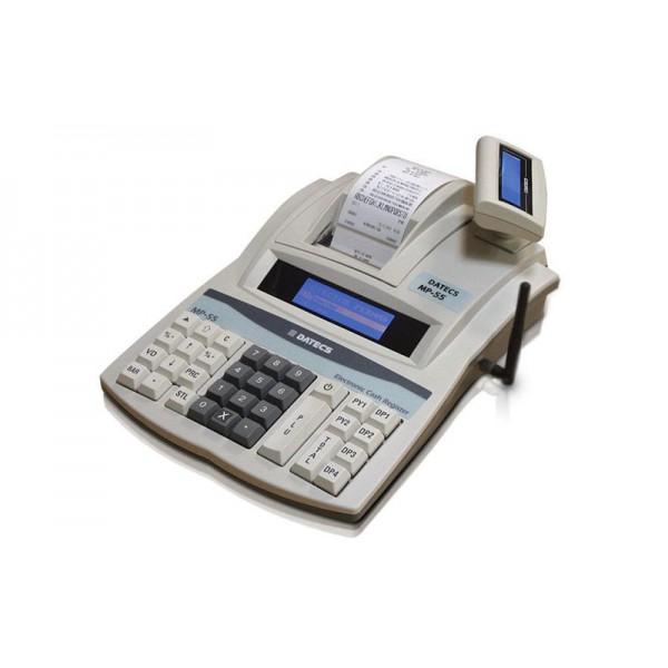 Кассовый аппарат Датекс Экселлио DP-35 с КСЕФ (RS-232, USB, денежный ящик, Ethernet) с индикатором клиента