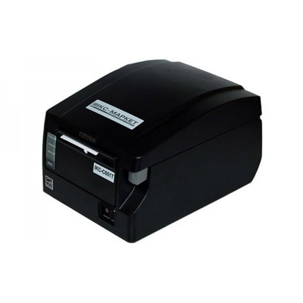 Фискальный регистратор для магазина ЭККР IKC-C651T с КСЕФ + индикатор клиента IKC-Л-2*20
