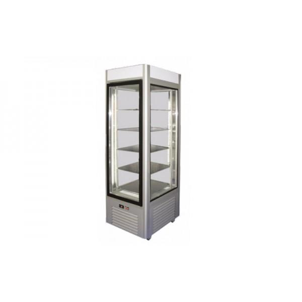 Кондитерский шкаф РОСС Torino -К- 550C (+4...+8°С, 0,7х0,7х2,0 м)